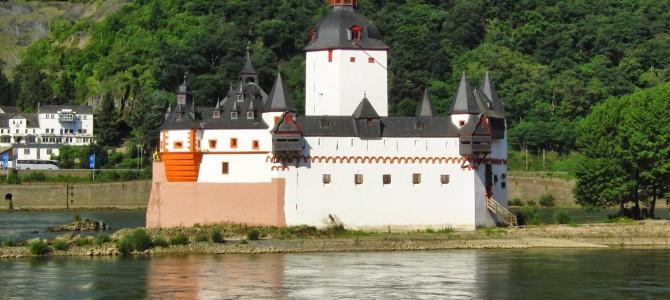 Ein Ausflugtipp: Von Rüdesheim nach Kaub