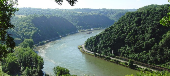 Die Sage der Loreley