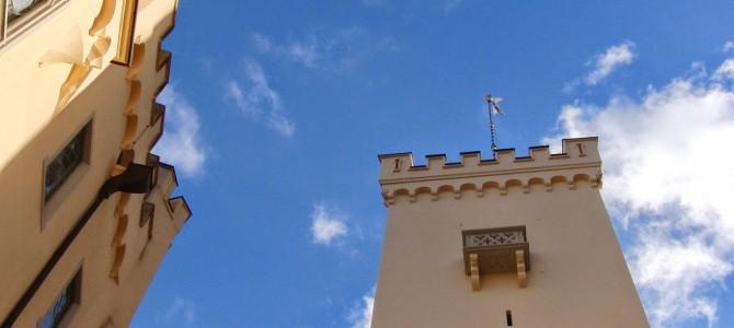 Die Burg Stolzenfels