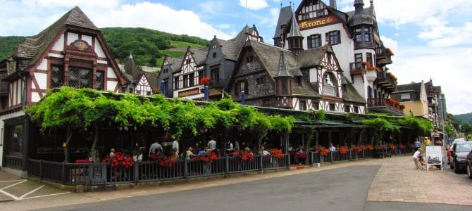 """Neues vom Hotel """"Krone"""" in Assmannshausen"""