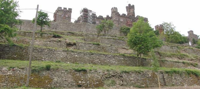 Die Burg Reichenstein bei Trechtingshausen