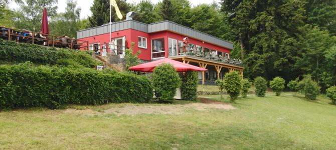 """Mein erster Besuch bei """"Maria Ruh"""" in Urbar am Oberen Mittelrheintal"""