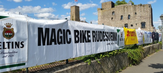 Magic Bike, Tag 2!