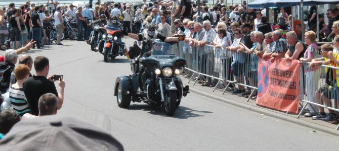 Magic Bike 2015-Video und Bilder von der Ausfahrt durch den Rheingau.
