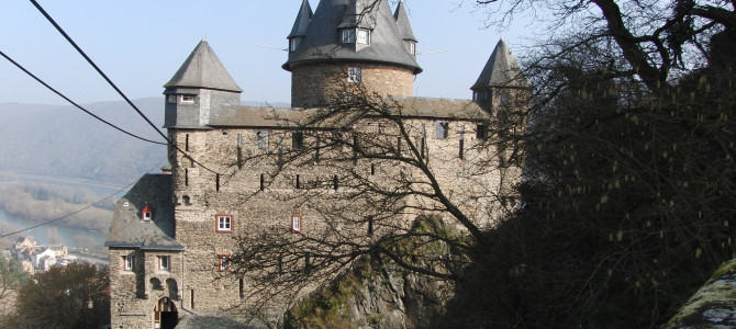 Alt und jung – Ein Wochenende im Oberen Mittelrheintal Teil 2