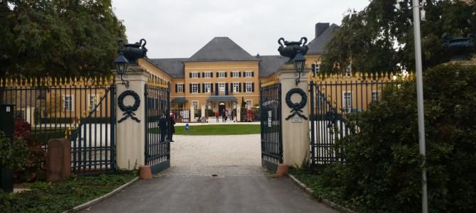 Ein Besuch auf Schloß Johannisberg