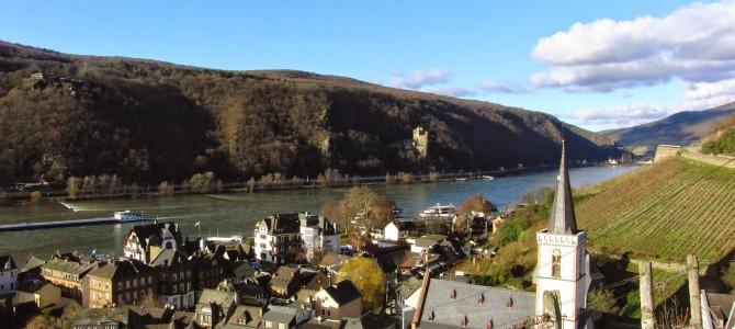 Ein Wandervorschlag von Assmannshausen nach Rüdesheim (oder auch andersherum)