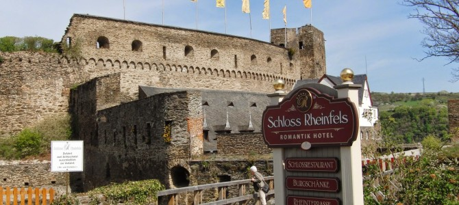Burg Rheinfels und Maria Ruh: Genussvoll-nicht nur die Blicke