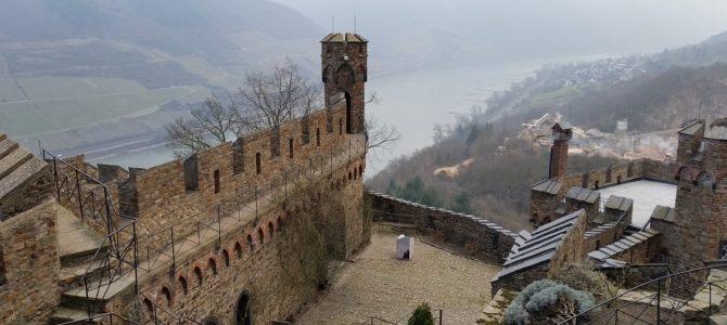 Die Burg Sooneck-