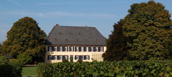 Neues aus Eltville: Baron zu Knyphausen und der Draiser Hof.